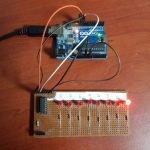 Arduino ile kara şimşek devresi