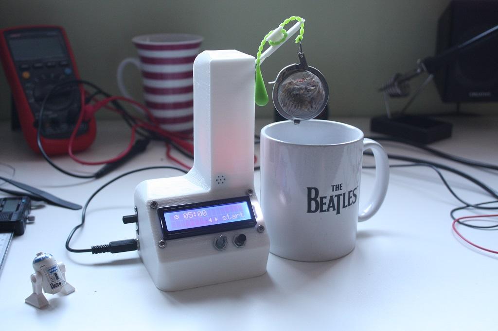 Arduino ile Çay Demleme
