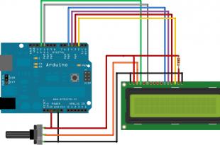 Arduinoya 16×2 LCD Bağlantısı